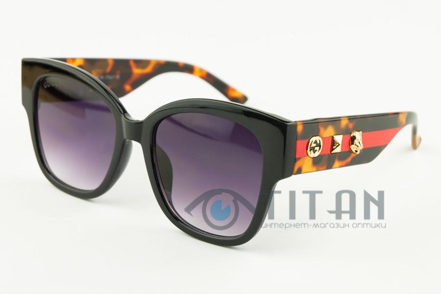Солнцезащитные очки Гучи GG0059 C2, фото 1