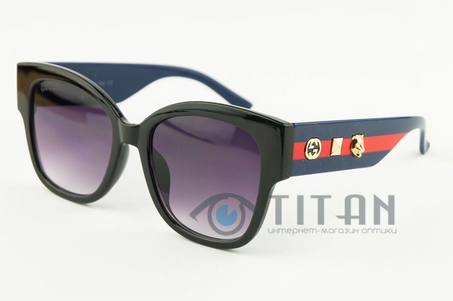 Gucci очки солнцезащитные GG0059 C3