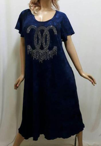 Платье большого размера с карманами варенка, 52-60 р, Харьков