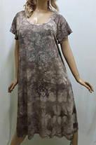 Платье большого размера с карманами варенка, 52-60 р, Харьков, фото 2