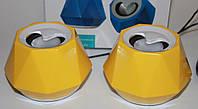 Колонки компьютерные USB 2.0 B15 dl, фото 1