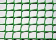 Сетка садовая СР-15 (1м*20м, яч.15*15мм), сетка для птичников, зелена