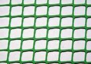 Сетка садовая СР-15 (1м*20м, яч.15*15мм), сетка для птичников, зелена, фото 2