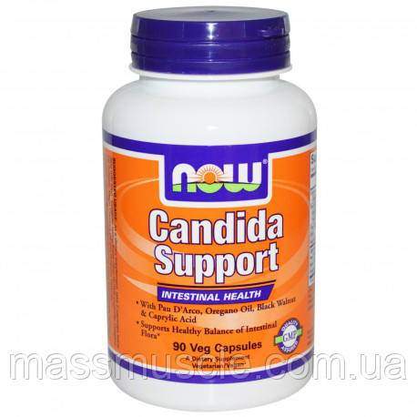 NOW Foods Candida Support 90 caps