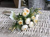 Искусственные цветы для декора