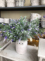 Цветы для декора дома искусственные
