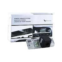Штатная камера заднего вида Falcon SC50HCCD. Citroen Trioumphe/C4/C5