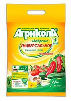 Удобрение универсальное для внесения в почву Агрикола 1 кг.