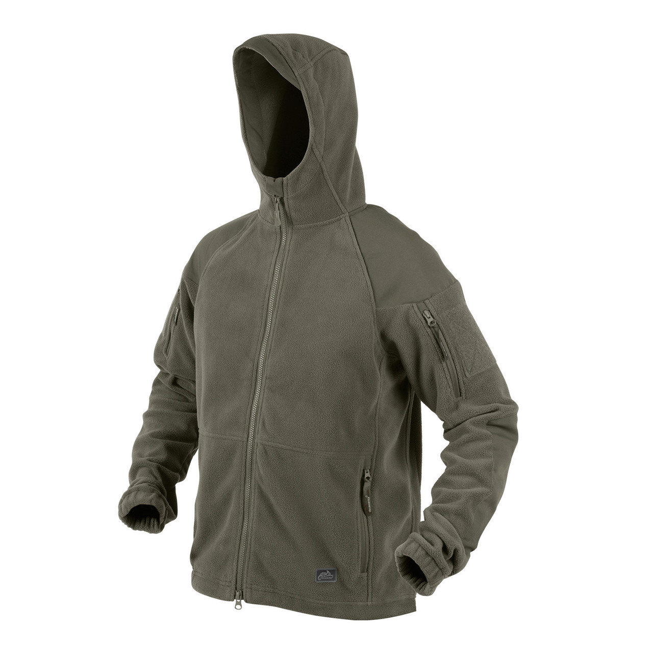 Куртка флисовая Helikon-Tex® CUMULUS® Jacket - Heavy Fleece - Taiga Green
