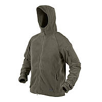Куртка флисовая Helikon-Tex® CUMULUS® Jacket - Heavy Fleece - Taiga Green, фото 1