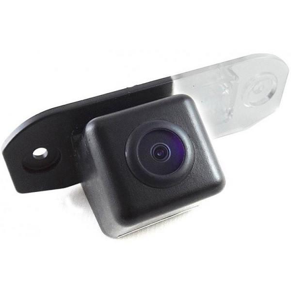 Штатная камера заднего вида Falcon SC52-HCCD. Volvo S40 2003-2012/S80 2006+/V50 2004-2012/XC60 2008-2013/XC90