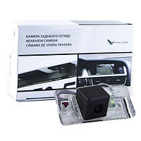 Штатная камера заднего вида Falcon SC53-HCCD. Audi A1 2010+/A4 2008-2013/A5 2007+/A6 2011+/A7 2010+/Q3 2011+/Q5
