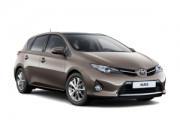 Защита двигателя Toyota Auris