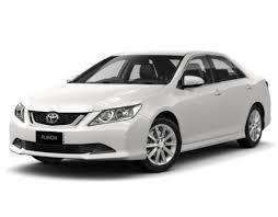 Защита двигателя Toyota Aurion