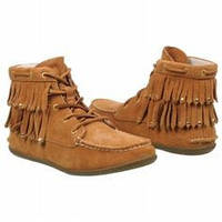 Замшевые ботинки Sperry top-sider