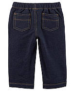 Штаны + Боди-поло Carters для мальчика 12 мес 72-78 см. Комплект двойка, фото 2