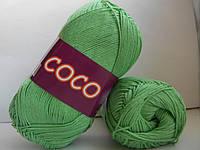 Пряжа хлопковая Vita cotton Coco ( Вита коттон Коко ) №4324