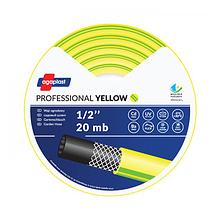 "Шланг для полива Agaplast PROFESSIONAL YELLOW 1/2"", 30 м"