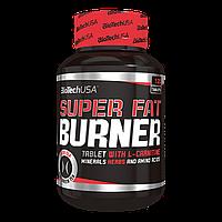 Жиросжигатель BioTech USA Super Fat Burner 120 tabs