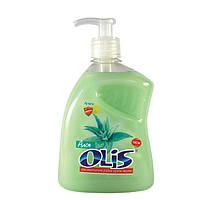 Жидкое косметическое мыло «Алоэ» (С дозатором) 500мл - Olis