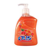 Рідке косметичне мило «Грейпфрут» (З дозатором) 500мл - Olis