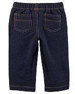 Штаны + Боди-поло Carters на новорожденного мальчика до 55 см. Комплект двойка, фото 2