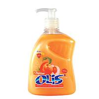 Рідке косметичне мило «Персик» (З дозатором) 500мл - Olis
