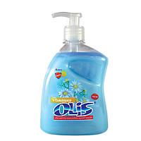 Жидкое косметическое мыло «Ромашка» (С дозатором) 500мл - Olis