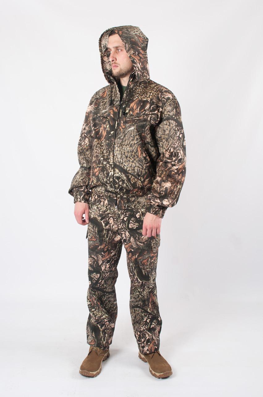 Камуфляжный костюм летний КМ-3 Тёмный лес