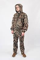 Камуфляжный костюм летний КМ-3 Тёмный лес, фото 1