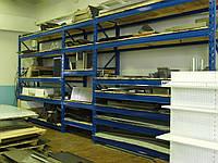 Стеллаж складской (паллетный), стеллажные системы, полки для складов