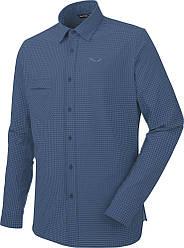 Рубашка Salewa Puez Mini Check Dry L/S