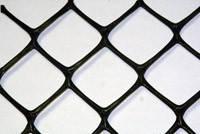 Заборная решетка 3-55-19/10м, сетка пластиковая для забора