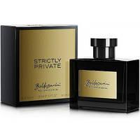 Baldessarini Strictly Private EDT 90 ml #B/E