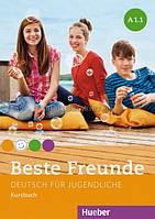 Beste Freunde | Kursbuch, A1.1. Учебник | Manuela Georgiakaki | Hueber
