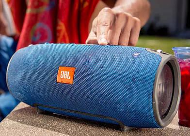 Лови новинки! Портативные Bluetooth колонки JBL – возьми с собою звук!