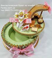 Туфелька на конфетной шкатулке, фото 1