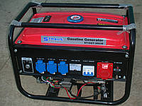 Бензогенератор генератор STRAUS Austria 3,5 kW.