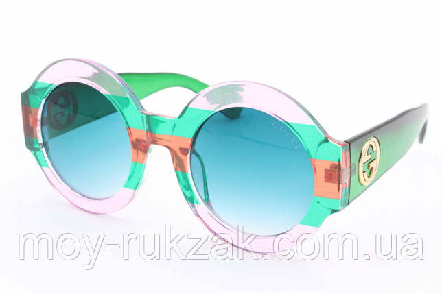 Солнцезащитные очки Gucci, реплика, 753081, фото 2