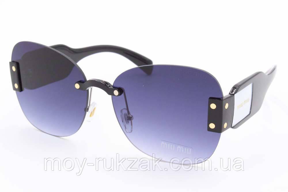 Солнцезащитные очки Miu Miu, реплика, 753085