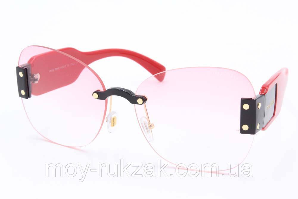 Солнцезащитные очки Miu Miu, реплика, 753087