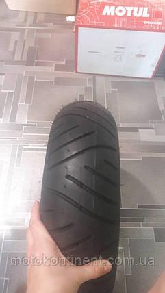 Шина 120/90 r10 на скутер передняя/задняя METZELER 120/90-10 TL 66L ME7, фото 2