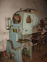 Пресс кривошипный 16т, КД 2122Е, фото 1
