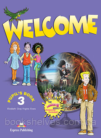 Welcome 3 Student's Book