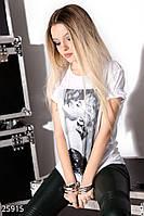 """Женская футболка""""Madonna"""""""