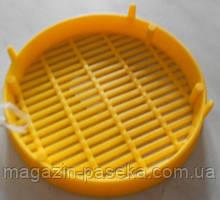Колпачок для матки круглый пластмассовый 100