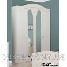 Шкаф 4Д Луиза патина