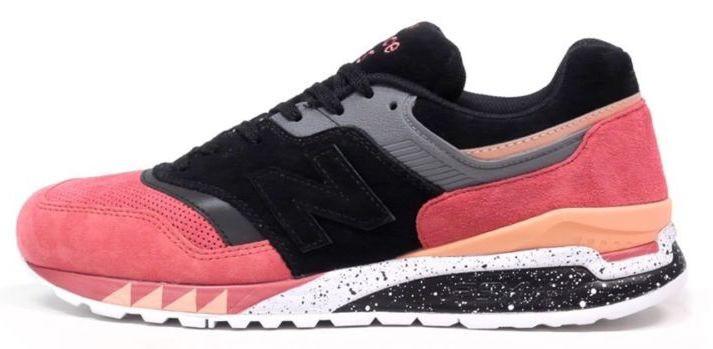 Кроссовки New Balance x Sneaker Freaker ML997 HSF 997.5