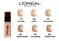 Тональный крем для лица Loreal Infallible 24H Stay Fresh Foundation 115 #B/E