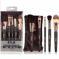 Набор кистей KYLIE Complexion Brush Set #B/E